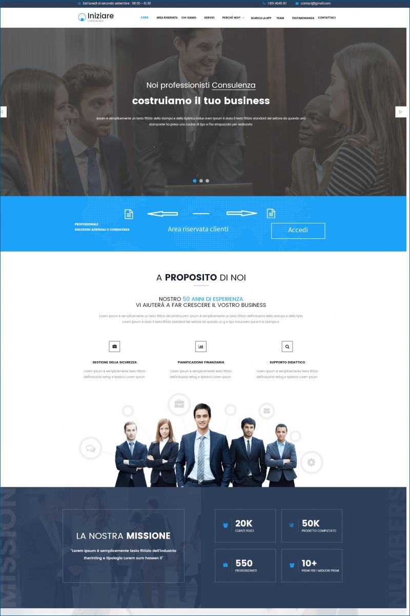 Pacchetto-Commercialisti-Pagine-Web-Italia